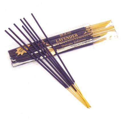 Lavender  Incense Sticks - One Carton